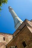 Alminar de Hagia Sophia Fotografía de archivo