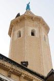 Alminar de la gran mezquita de Sousse en Túnez Imagen de archivo