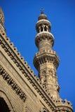Alminar de la mezquita de Rifai Imagenes de archivo