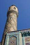 Alminar de la mezquita en St Petersburg Fotos de archivo