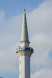 Alminar de Sultan Ahmad Shah 1 mezquita en Kuantan Imagen de archivo