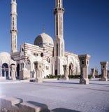 Alminar en Egipto Imágenes de archivo libres de regalías