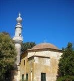 Alminar en Turquía Imágenes de archivo libres de regalías