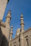 Alminares de la mezquita Fotografía de archivo libre de regalías