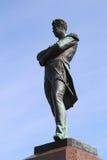 Almirante de bronce Imagen de archivo