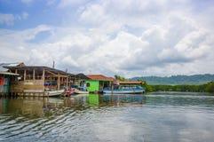 Free Almirante Town In Panama Royalty Free Stock Photos - 58431288