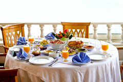 Almoço Foto de Stock Royalty Free