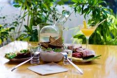 Almoço Foto de Stock