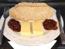 Almoço de Ploughmans Fotos de Stock Royalty Free