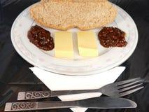 Almoço de Ploughmans Fotos de Stock