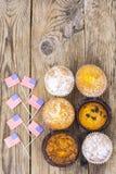 Almoço Dia da Independência o 4 de julho Foto de Stock