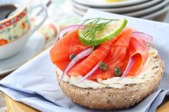 Almoço do supermercado fino Imagens de Stock Royalty Free