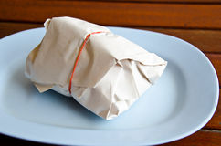 Almoço embalado Imagem de Stock