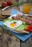 Almoço, jantar, ceia Foto de Stock
