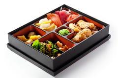 Almoço japonês de Bento imagem de stock royalty free