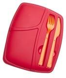 Almoço portátil Imagens de Stock Royalty Free
