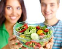 Almoço saudável Imagem de Stock