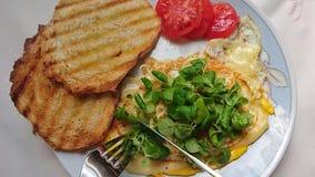 Almoço saudável Fotos de Stock