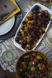 Almoço tradicional espanhol Imagem de Stock