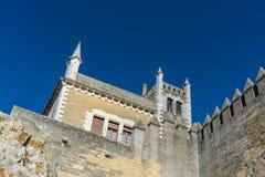 Almodovar del Rio Castle, Cordoba, Andalusia, Spain. Stock Photo