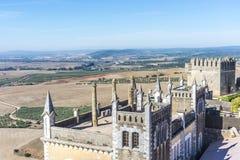 Almodovar del Rio Castle, Cordoba, Andalusia, Spain. Stock Photos