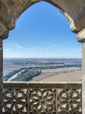 Almodovar del Rio Castle, Cordoba, Andalusia, Spain. Stock Images