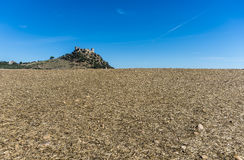 Almodovar del Rio Castle, Cordoba, Andalusia, Spain. Royalty Free Stock Photos