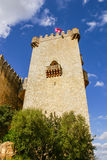 Almodovar del Rio, Cordoba Spain. Artistic and Monumental Herita Royalty Free Stock Images