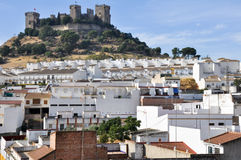 Almodovar del Rio, Spain Royalty Free Stock Photo