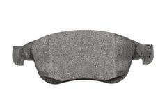Almofada de freio isolada no branco Fotografia de Stock Royalty Free