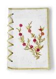 Almofada de nota de papel recicl 3 Imagem de Stock