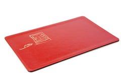 Almofada de rato vermelha Foto de Stock