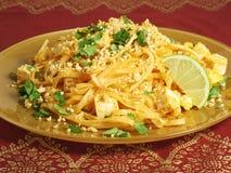 Almofada do vegetariano tailandesa Fotos de Stock Royalty Free