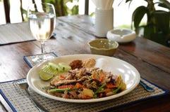 Almofada tailandesa Imagem de Stock Royalty Free