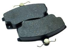 Almofadas de freio Imagem de Stock Royalty Free