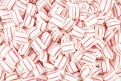 Almofadas dos doces de hortelã Fotos de Stock Royalty Free