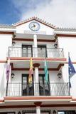 Almogia City Hall. Malaga, Spain. Royalty Free Stock Photos