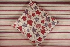 Almohada ornamental decorativa Imagen de archivo libre de regalías