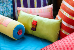 Almohadas decorativas Imagen de archivo