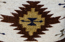 Almohadilla colorida del nativo americano Imagenes de archivo