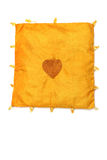 Almohadilla de lujo Foto de archivo libre de regalías