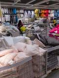 almohadillas Imagen de archivo libre de regalías