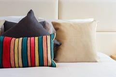 Almohadillas coloridas Imagen de archivo
