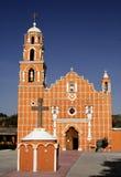 almoloyan教会米格尔・圣 免版税库存照片
