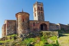 Almonaster mosque, Huelva, Spain Royalty Free Stock Image