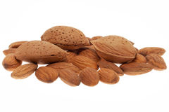 Almond Royalty Free Stock Images