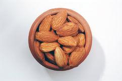 Almond. Nuts Royalty Free Stock Photo