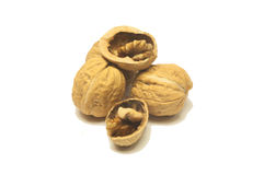 Almond/Almond isolated on white background. Stock Images