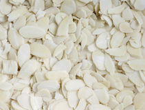 Almond background Royalty Free Stock Images