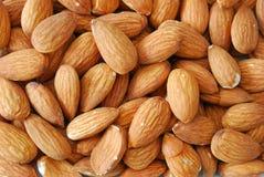 Almond background texture Stock Photos